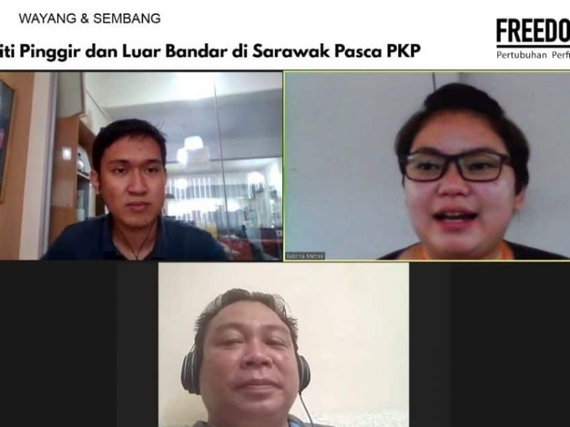 A discussion on indigenous children who are left behind in their studies during the lockdown